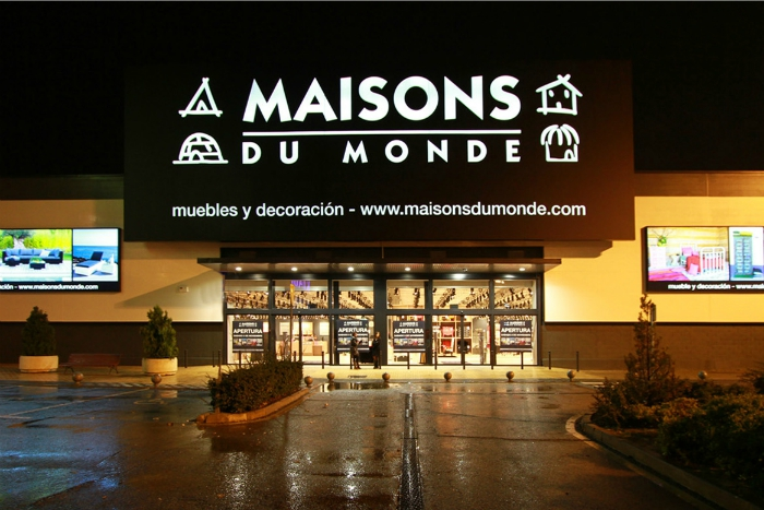 excellent ms with maison du monde franchise. Black Bedroom Furniture Sets. Home Design Ideas
