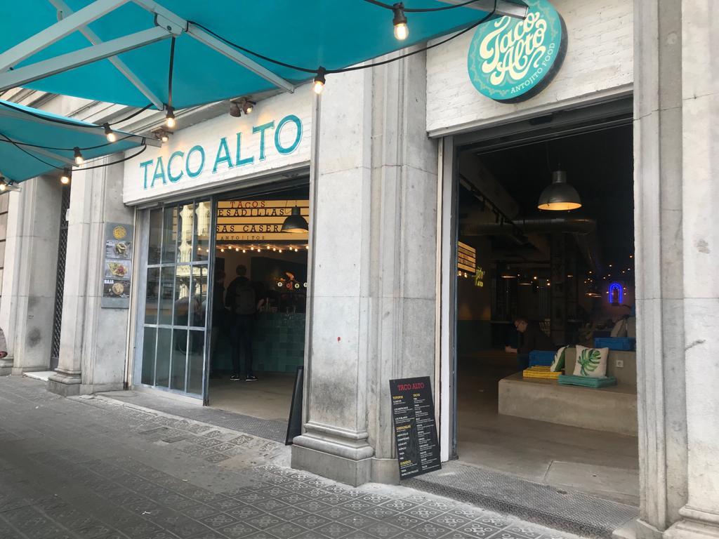 Taco Alto