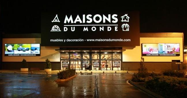 opening of maisons du monde in pc megapark shophunters. Black Bedroom Furniture Sets. Home Design Ideas