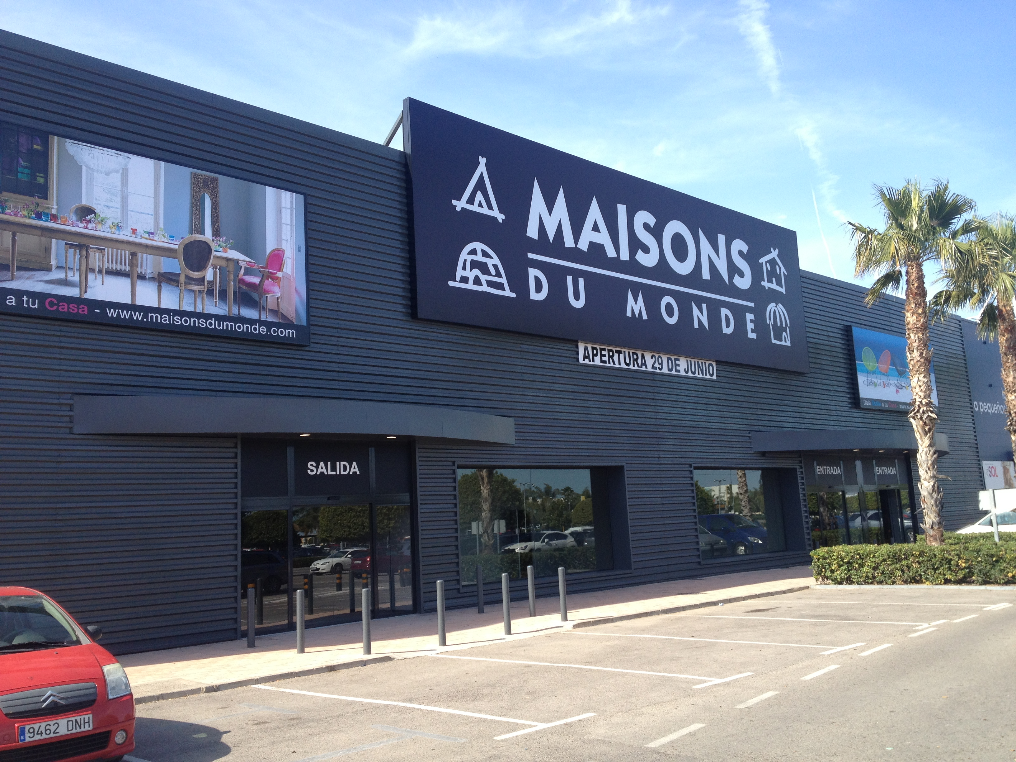 Maisons du monde in bonaire shophunters for Maison du monde