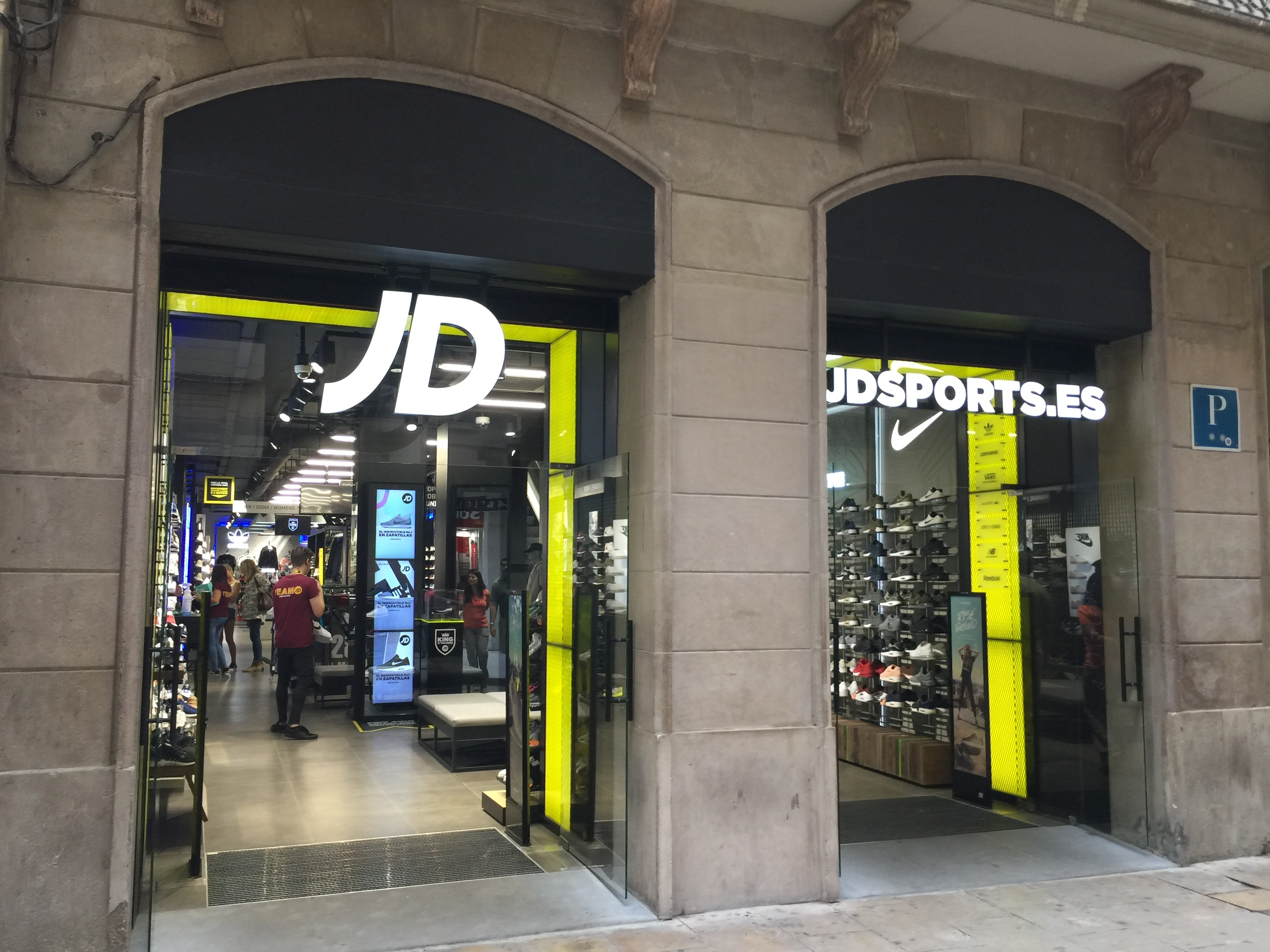 JD Sports foto